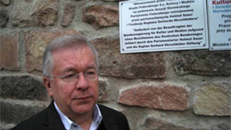 Visitator Pfarrer Dr. Joachim Giela