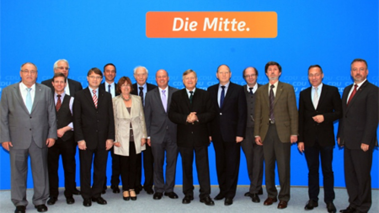 Bundesvorstandssitzung am 30. Juni 2014