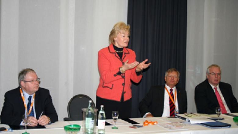22. Bundesparteitag der CDU in Stuttgart