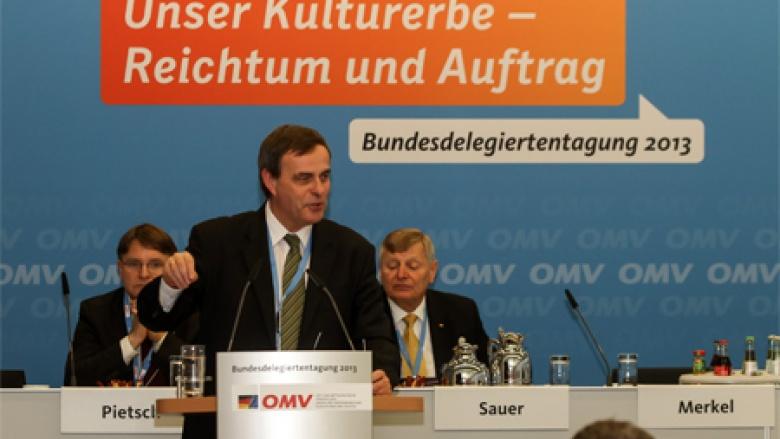 Grußwort Bernhard Gaida, Vorsitzender der Deutschen Minderheit in Polen