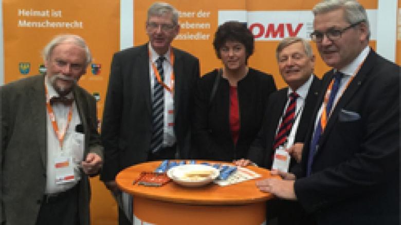 Manfred Lietzow, Claudia Körner, Helmut Sauer