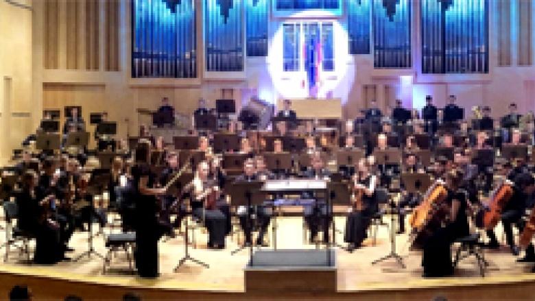 Orchester der staatlichen Musikschule Oppeln