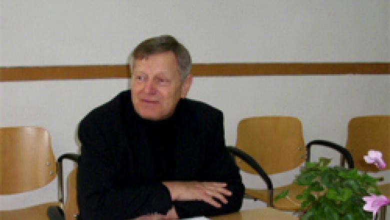 Vortrag über Dr. Hans Lukaschek von Helmut Sauer (Salzgitter), am 20. Mai 2010