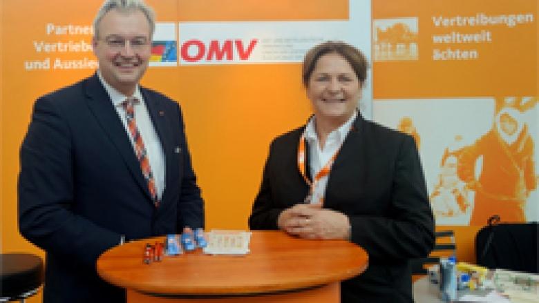Heiko Schmelzle MdB mit Maria Michalk MdB