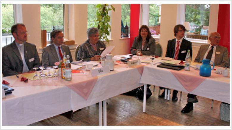 Aussprache zum Bericht von Dr. Christoph Bergner