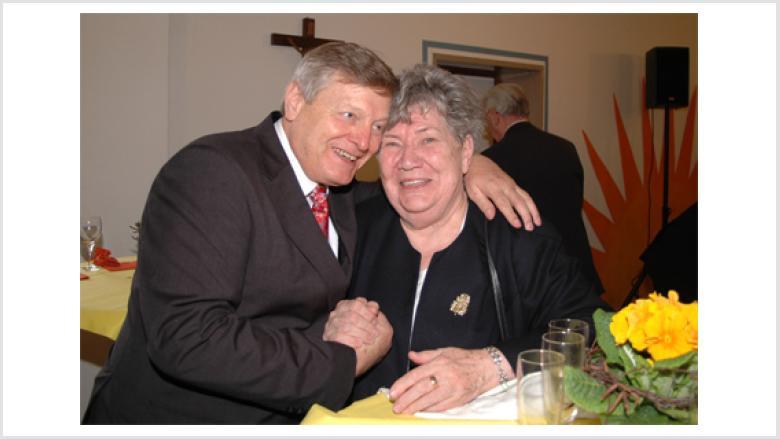 Helmut Sauer (Salzgitter) und Renate Zajaczkowska