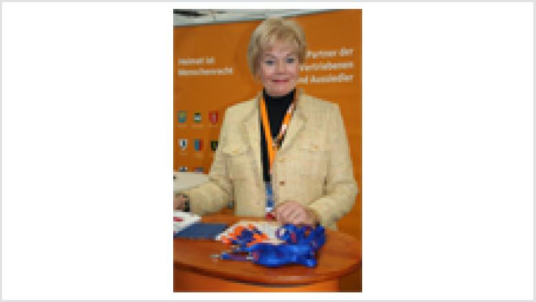 Erika Steinbach MdB Präsidentin des BdV