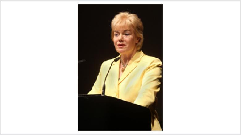 BdV-Präsidentin Erika Steinbach MdB
