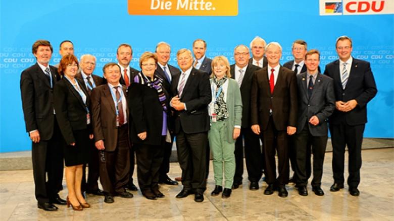 Bundesvorstand 2015
