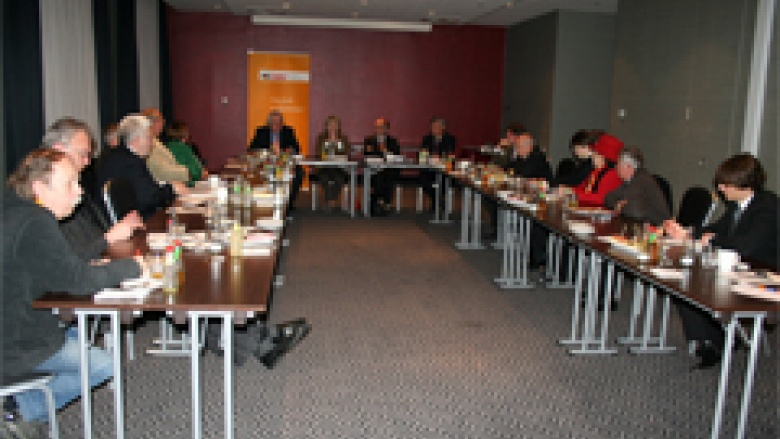 OMV-Delegiertentreffen im Penta-Hotel Leipzig