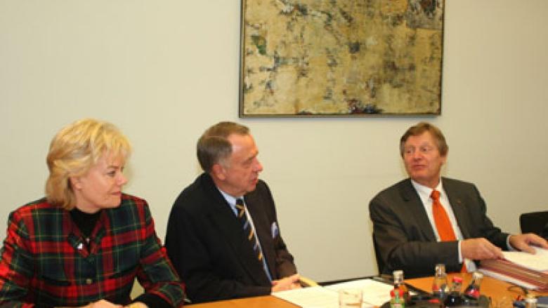 Bundesvorstandssitzung 11./12. Dezember 2006, Berlin