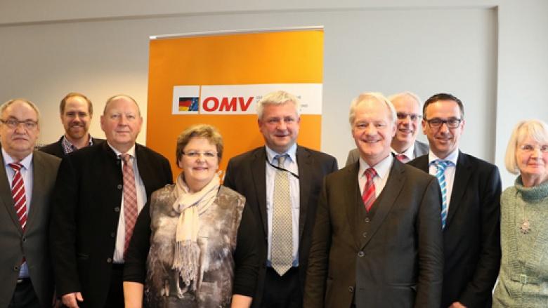 OMV-Bundesvorstandssitzung am 10. März 2017 in Berlin