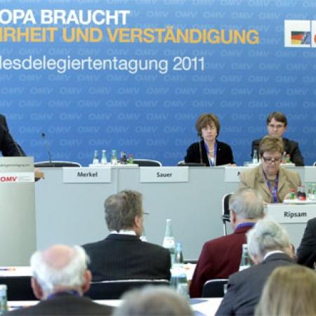 Rede des Bundesvorsitzenden Helmut Sauer (Salzgitter)