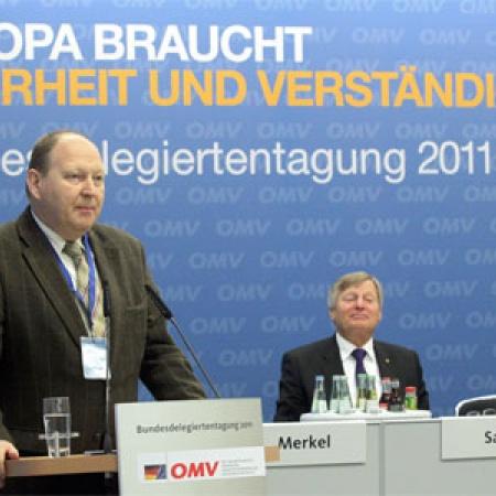 Grußwort des Vorsitzenden der Gruppe der Vertriebenen, Aussiedler und deutschen Minderheiten der CDU/CSU-Bundestagsfraktion Klaus Brähmig MdB