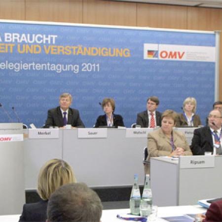 Rede der Bundeskanzlerin Dr. Angela Merkel MdB