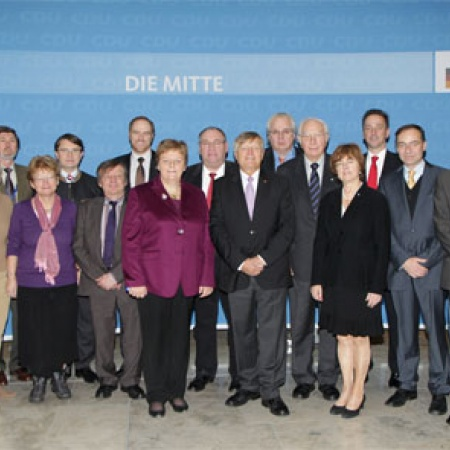 Neugewählter OMV-Bundesvorstand