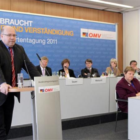 Rede des Ersten Parlamentarischen Geschäftsführers der CDU/CSU Bundestagsfraktion Peter Altmaier MdB