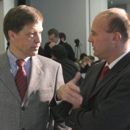 Bundesgeschäftsführer der CDU im Gespräch