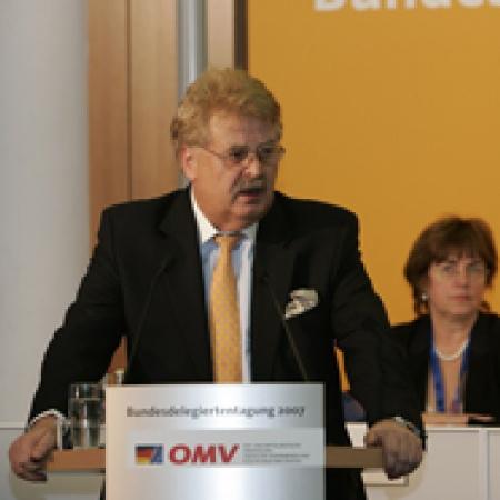 Grußwort des Europaabgeordneten Elmar Brok