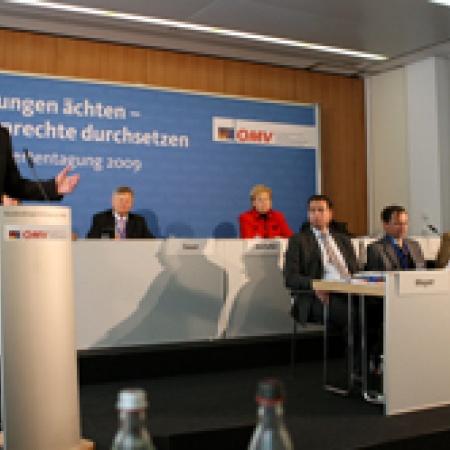 Ansprache des Ministerpräsidenten Horst Seehofer