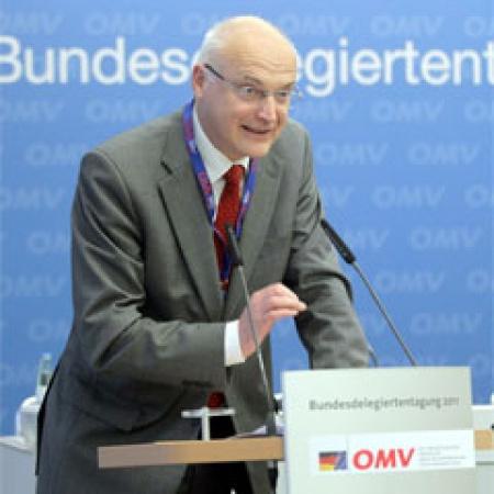 Delegierter Kurt Müller