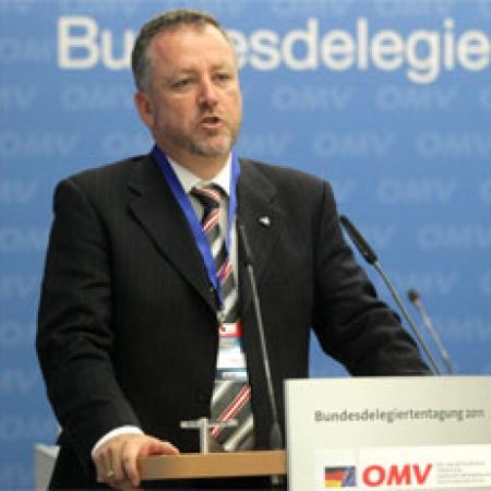Delegierter Dr. Bernd Fabritius
