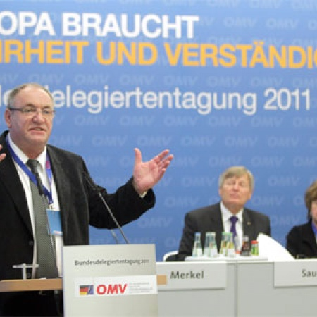 stellv. Bundesvorsitzender Egon Primas