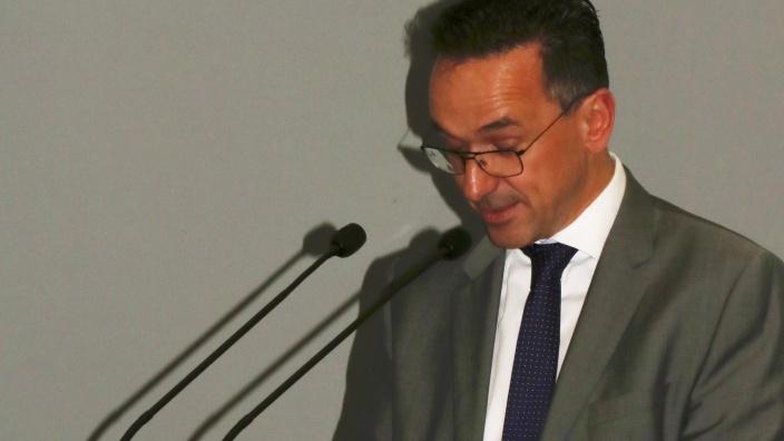 Christoph Zalder - Vorsitzender der Mandatsprüfungskommission