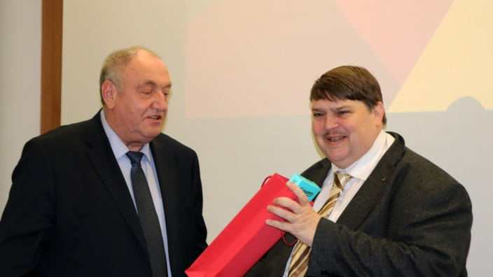 Verabschiedung Bernd Posselt