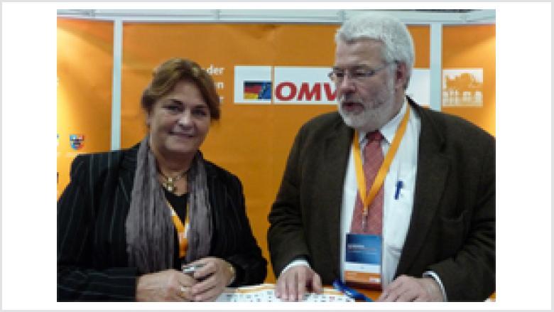 Maria Michalk MdB mit Volker Schimpff